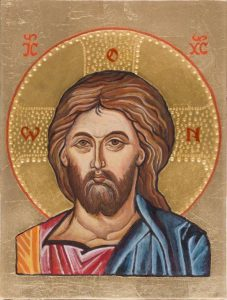 Chrystus Pantokrator B